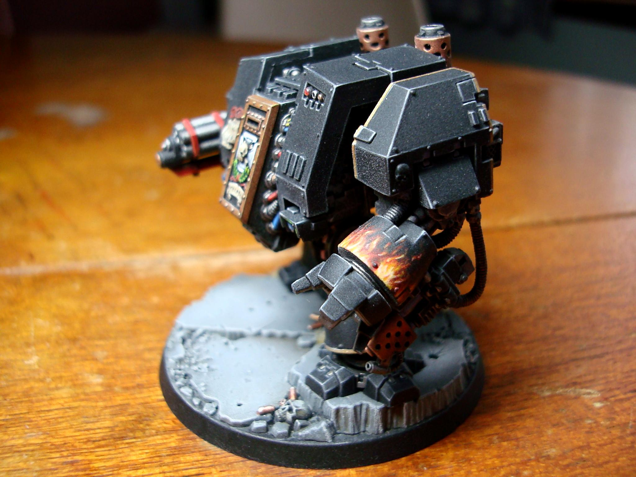 left view of my 1st dreadnought