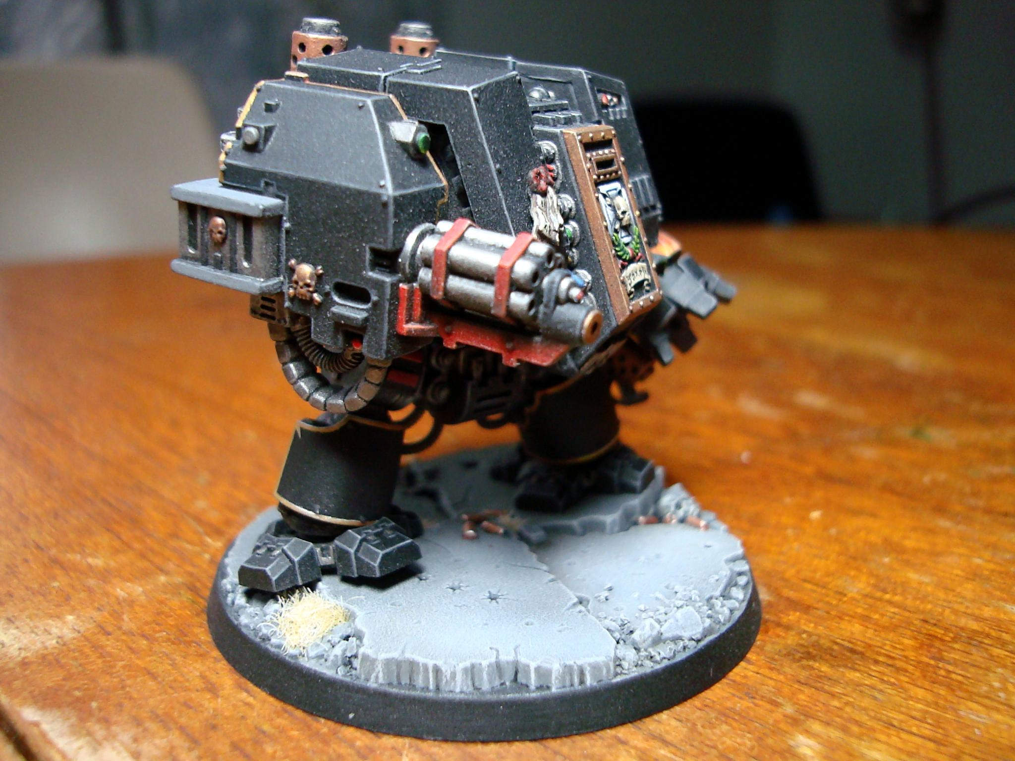 right view of my 1st dreadnought
