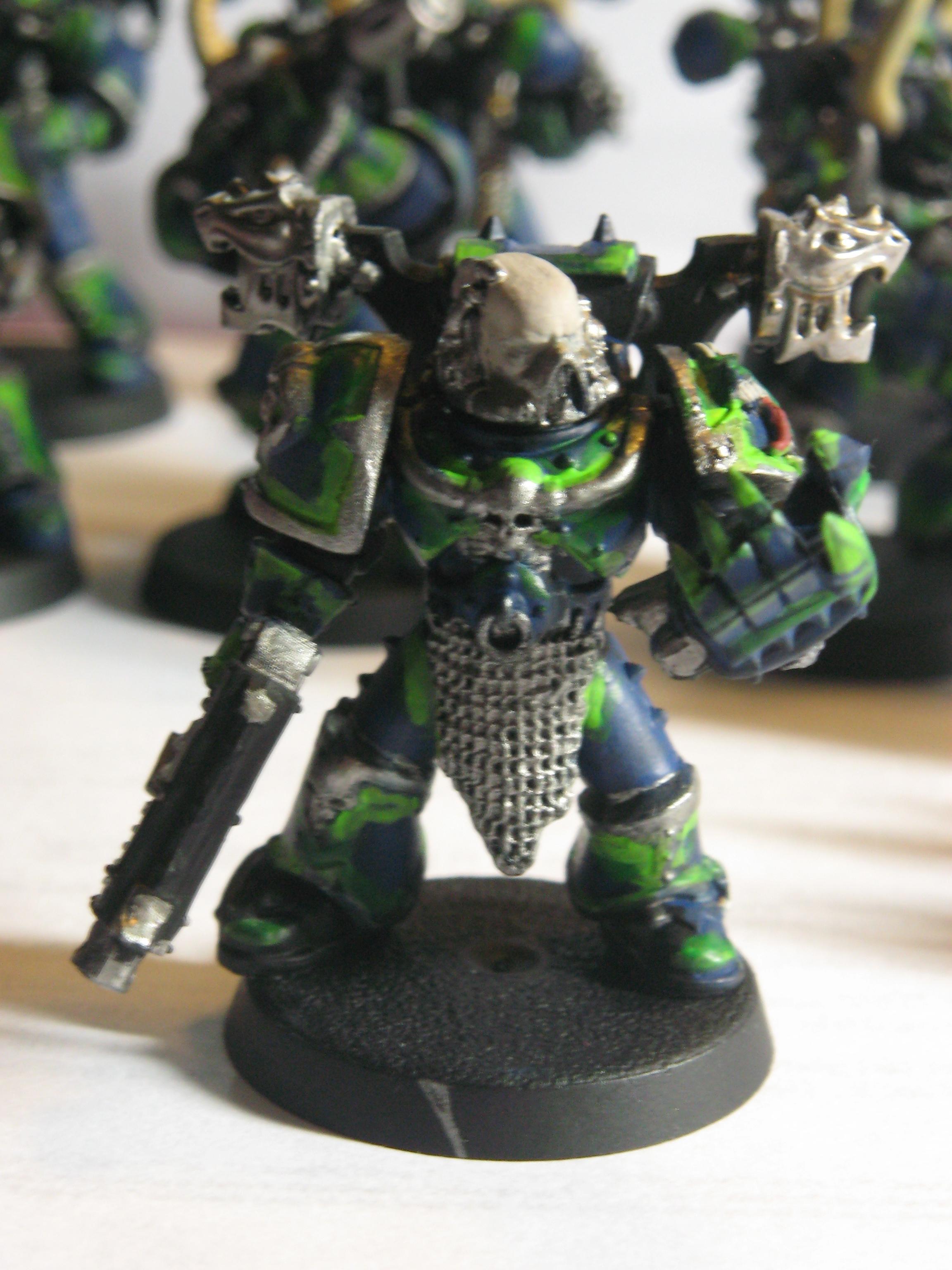 Alpha Legion Champion