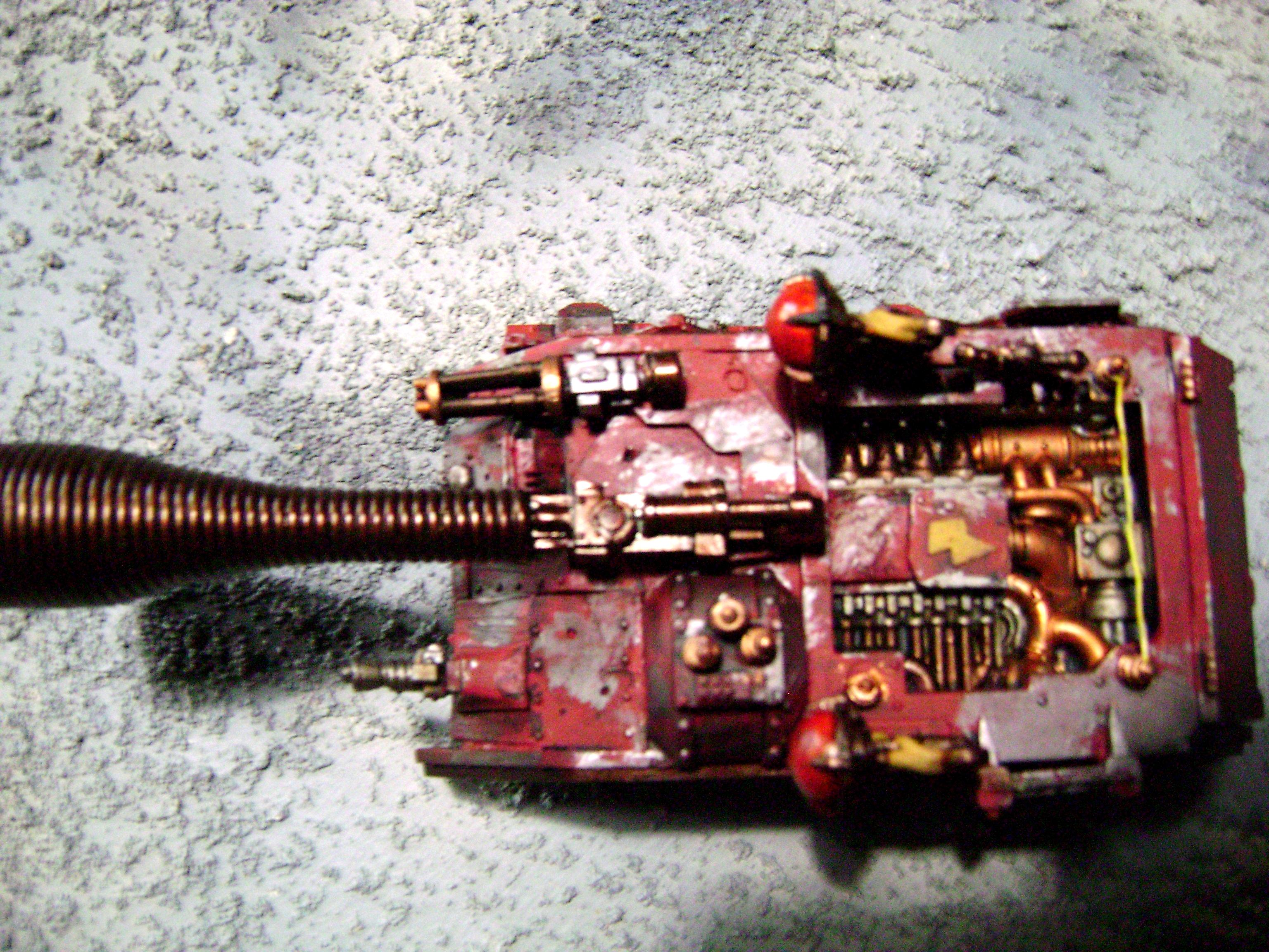 Conversion, Door Spring, Looted Wagon, Orks