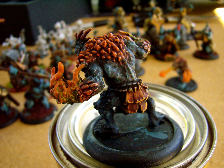 Hordes, Trollbloods, Warmachine