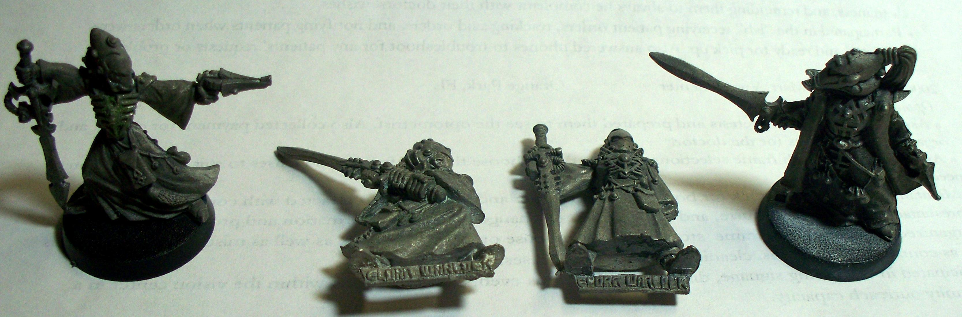 Eldar, Warhammer 40,000, Warlock