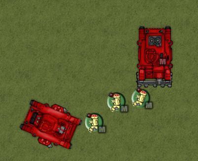 Assault, Terminator Armor, Vehicle