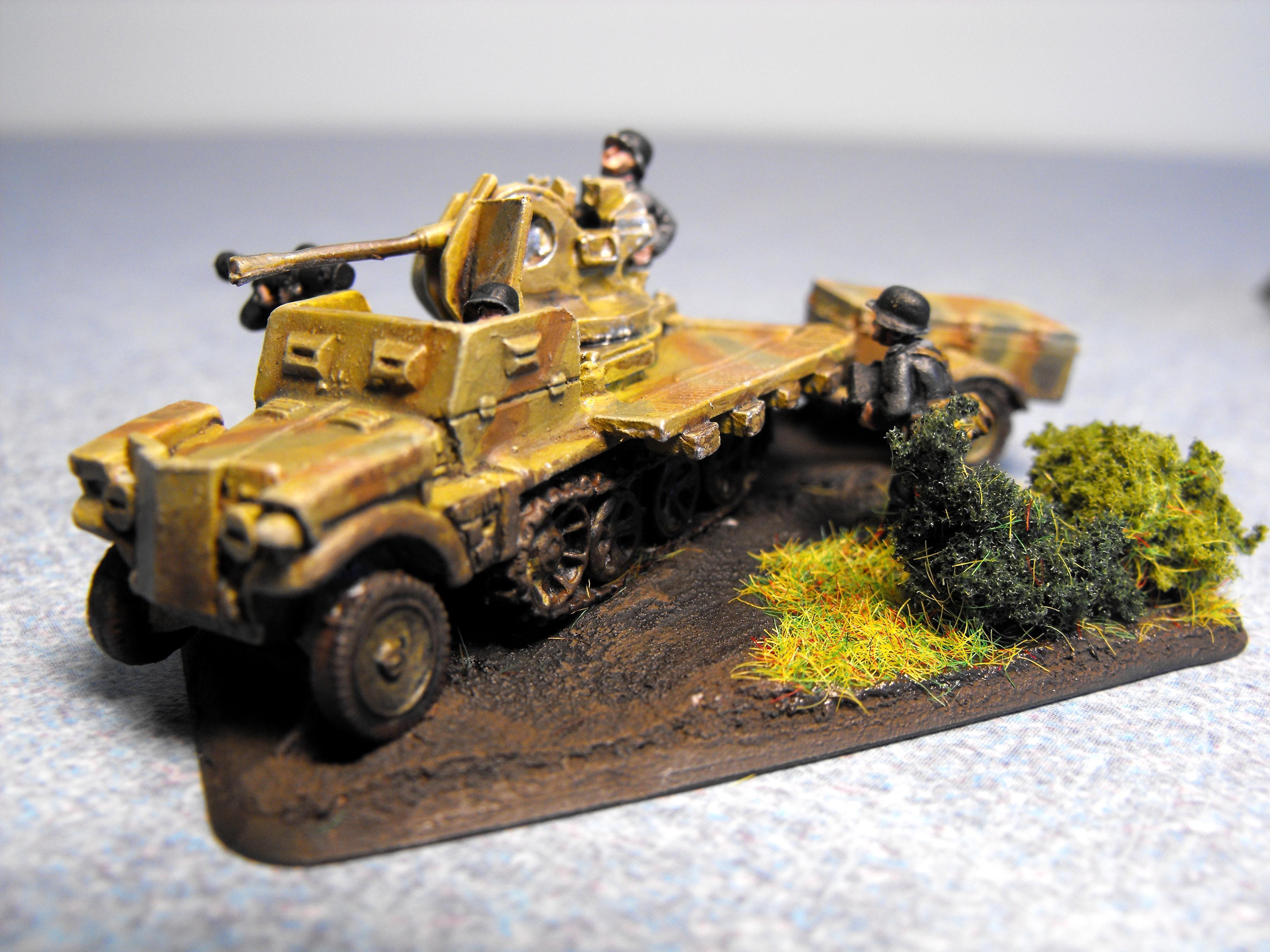 Cataclysm Studios, Flames of War German AA Truck