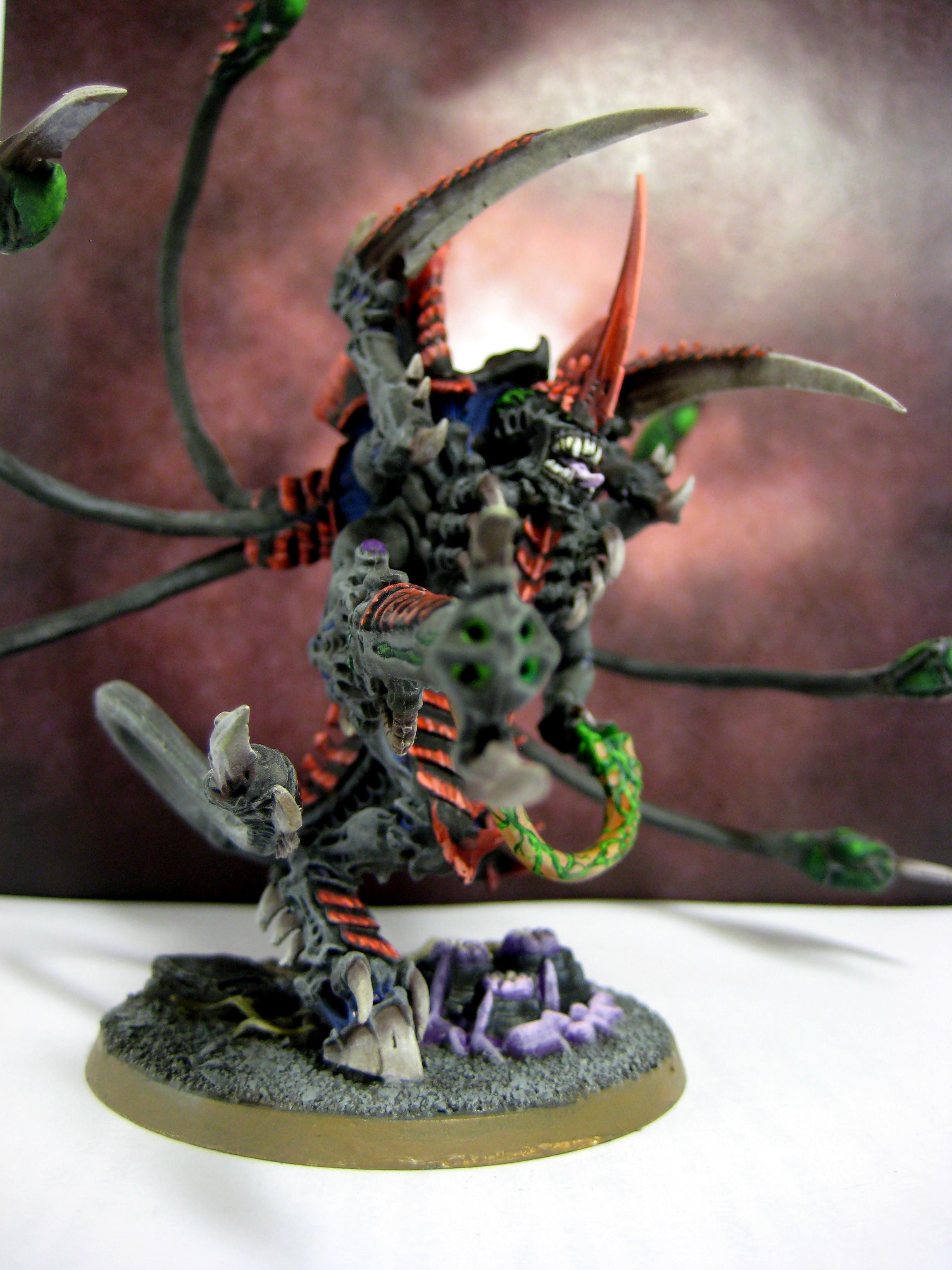 Coversion, Hive Tyrant, Tyranids, Warhammer 40,000