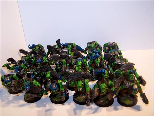 Deathskulls, Orks, Warhammer 40,000