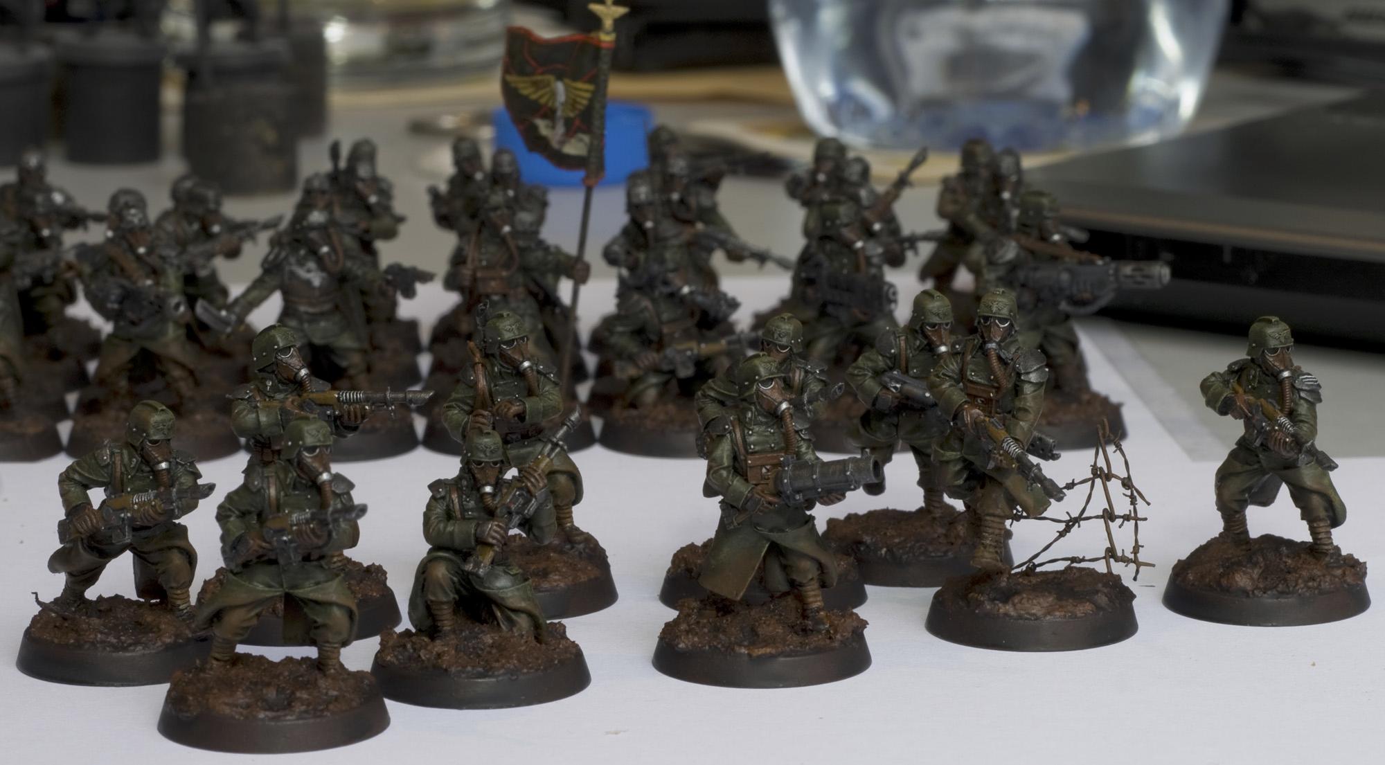 Death Korps of Krieg, Forge World