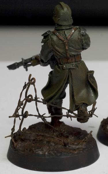 Barbed Wire, Barbwire, Death Korps of Krieg, Forge World