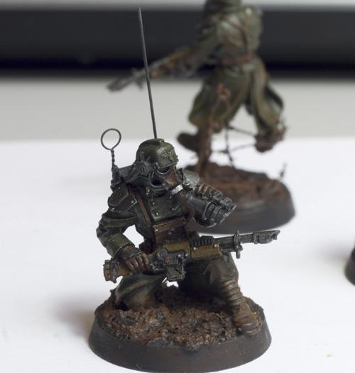 Antenna, Antennas, Death Korps of Krieg, Forge World