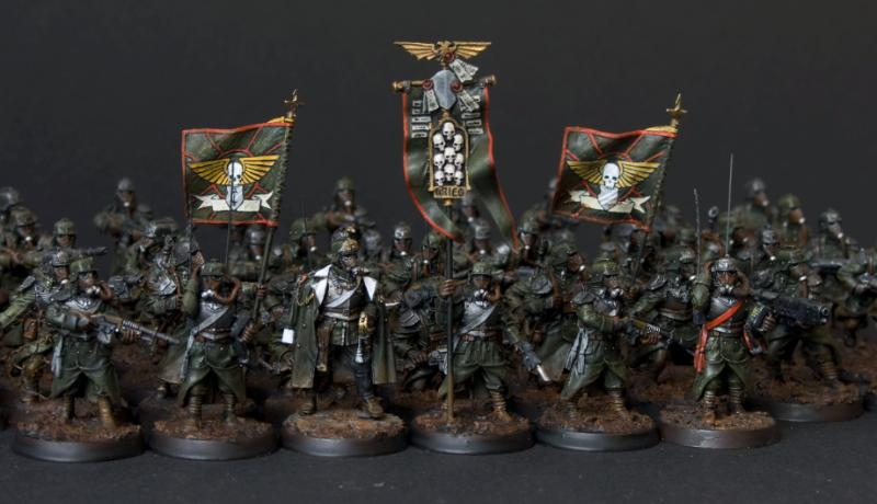 Death Korps Of Krieg Forge World Green Headquarters