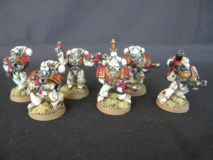 Meltagun, Space Marines, Tactical Squad