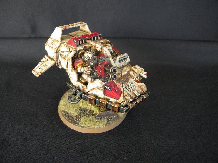 Greek, Land Speeder, Romans, Space Marines, Warhammer 40,000