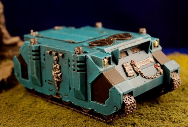 Rhino, Warhammer 40,000