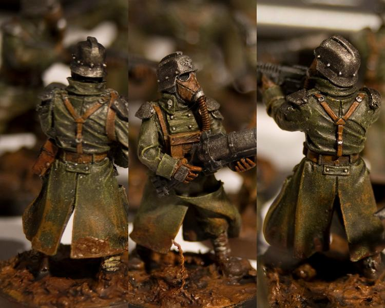 Death Korps of Krieg, Forge World, Realism