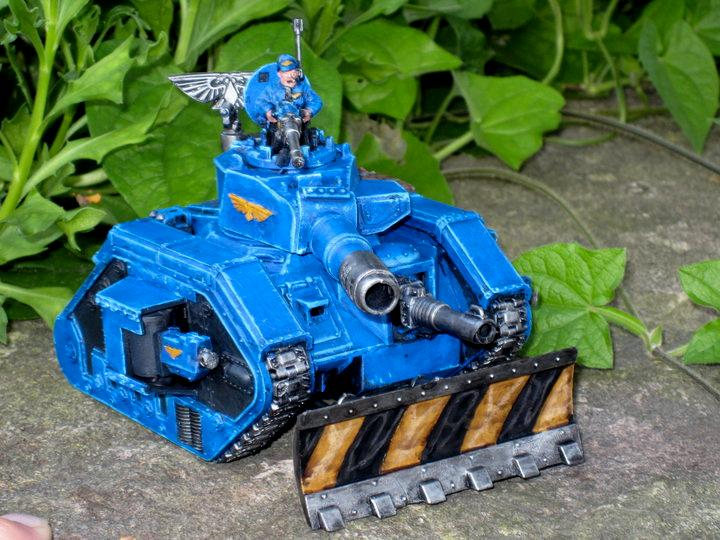 Blue, Guard, Leman Russ