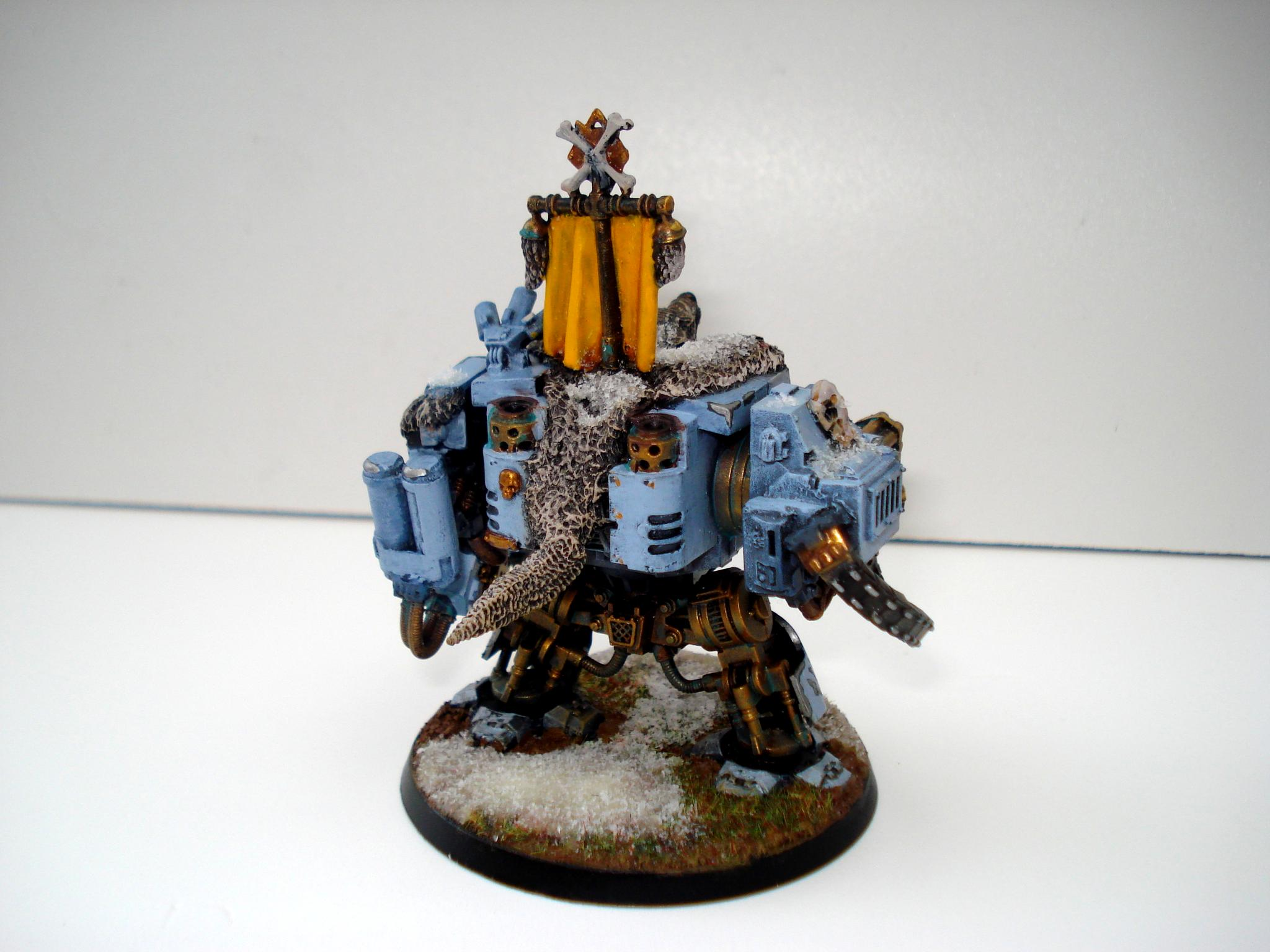 Bjorn The Fell Handed, Dreadnought, Space Wolves, Venerable