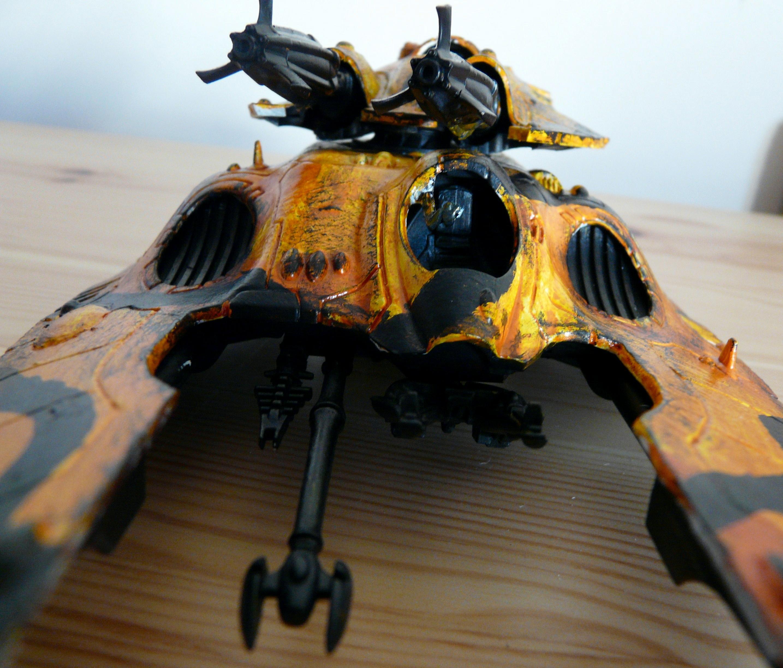 Eldar, Games Workshop, Night Spinner, Warhammer 40,000, Work In Progress