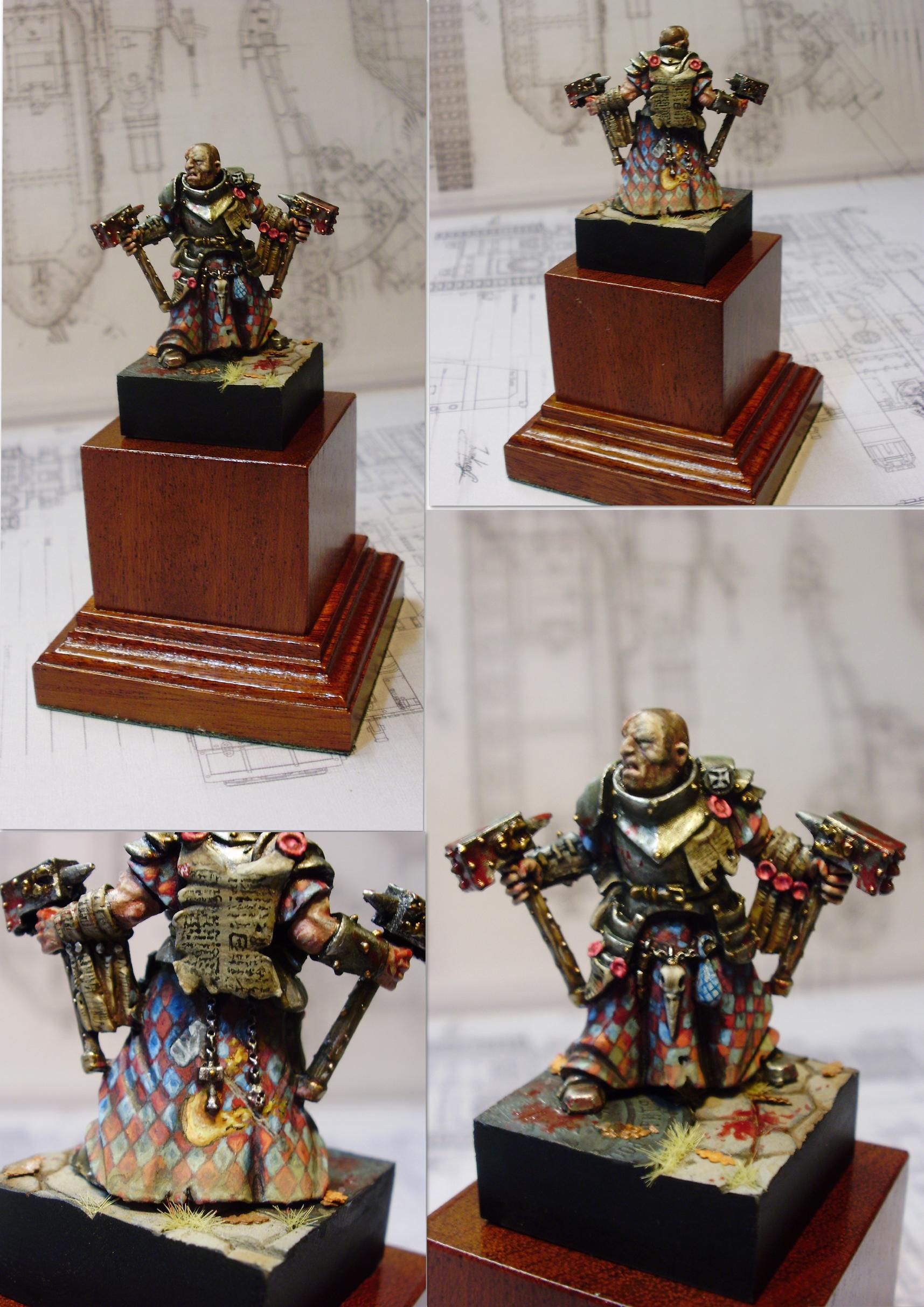 Empire, Sigmar, Warrior Priest