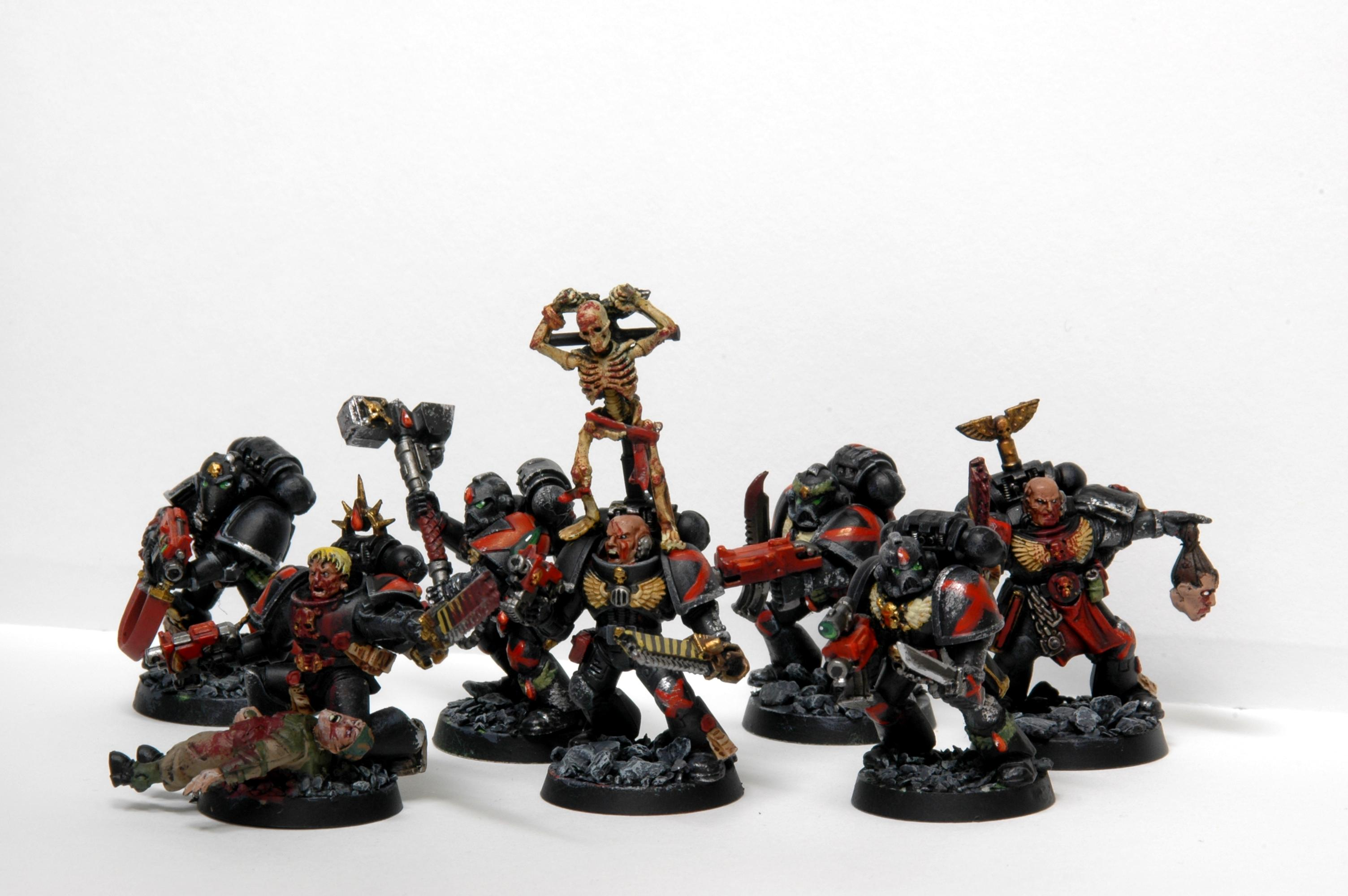 Blood Angels, Dreadnought, Imperial, Space Marines, Tank
