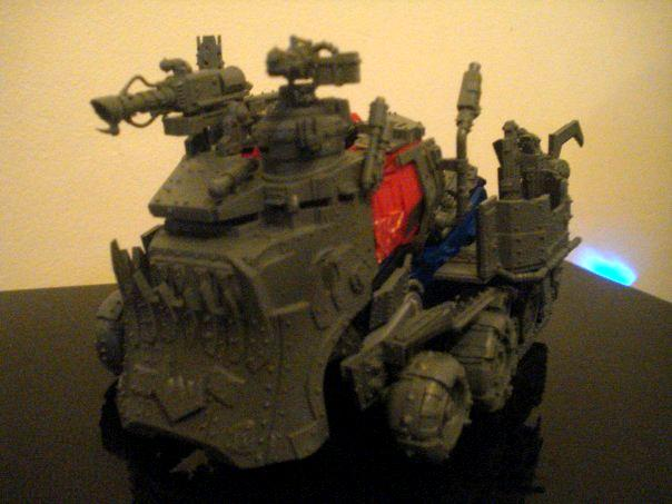Orks, Transformer, Trukk