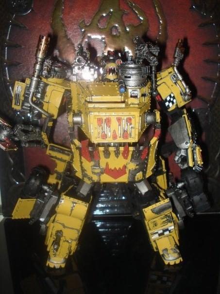 Battle, Orks, Transformer, Trukk, Wagon