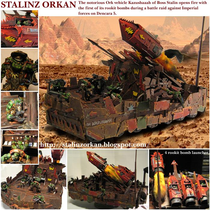 Ork Artillery, Orks