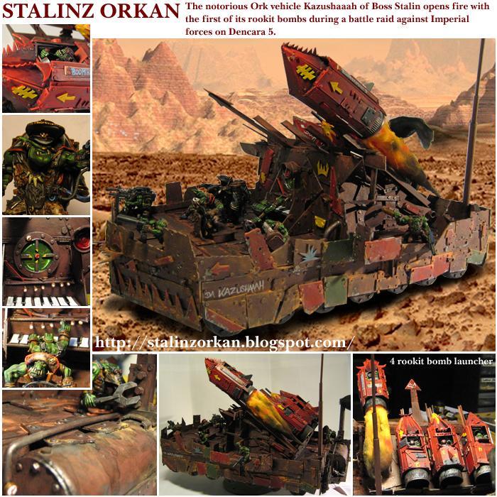 Ork Artillery, Orks, Warhammer 40,000