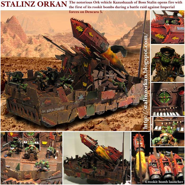 Ork Artillery