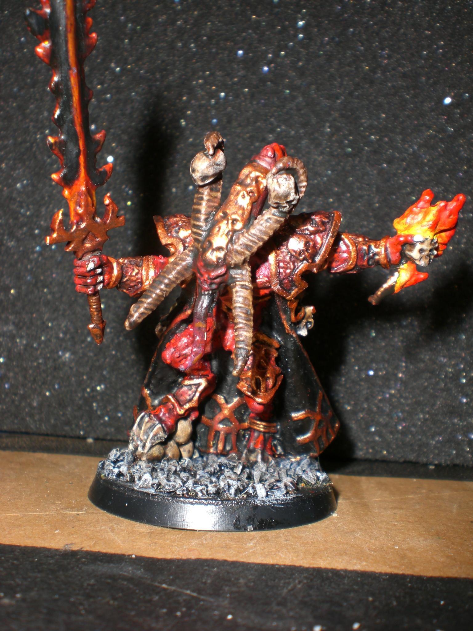 Daemons, Skulltaker, Warhammer 40,000