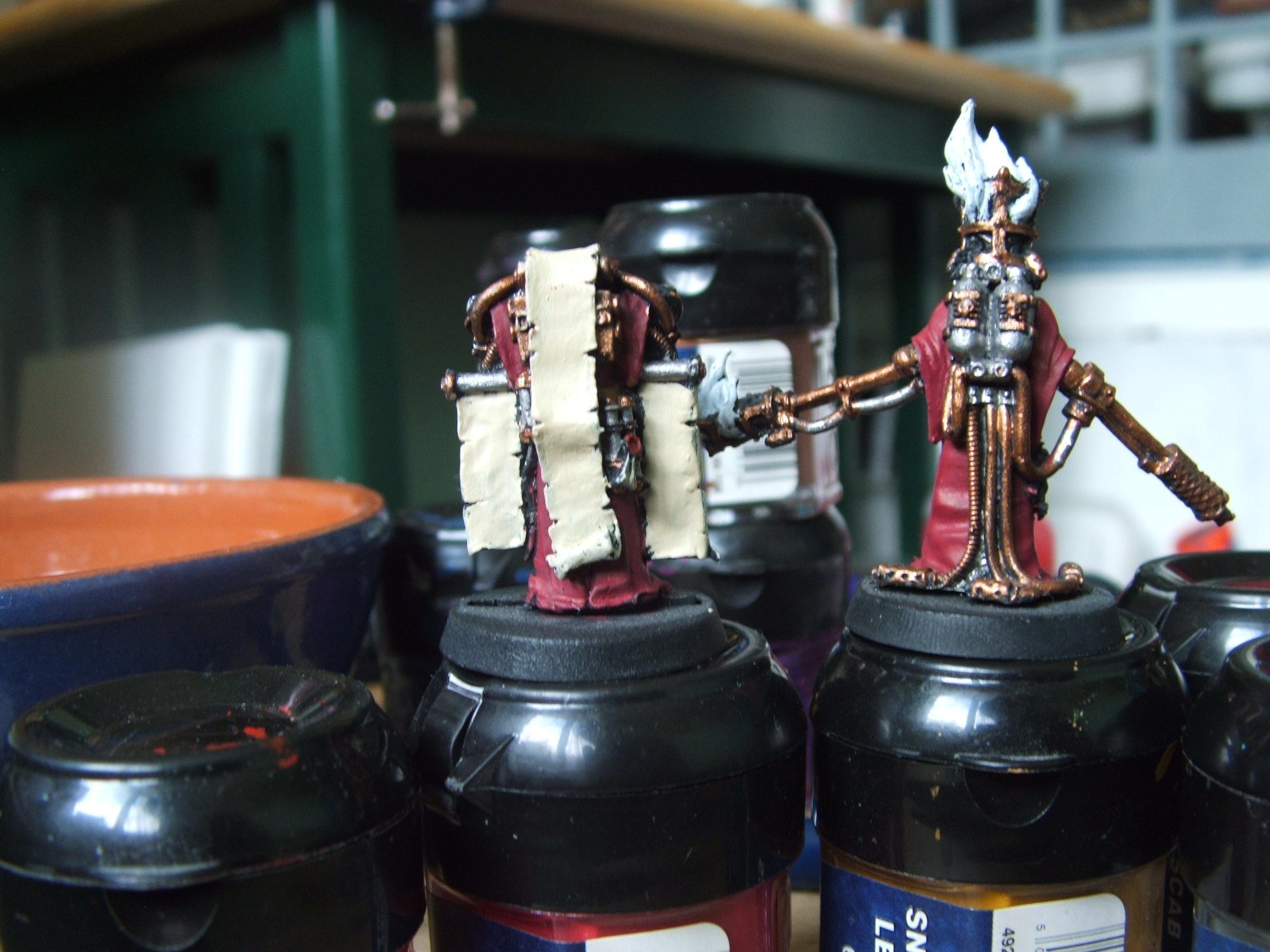 Inquisition, Henchmen rear