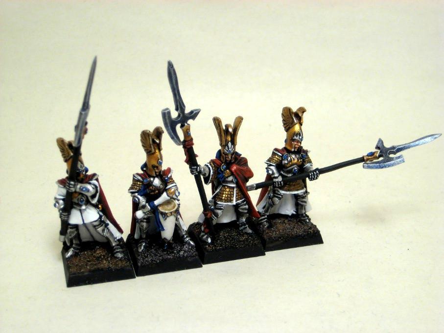 High Elves, Phoenix Guard, Wfb
