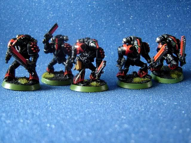 Blood Angels, Death Company, Rogue Trader, Space Marines, Warhammer 40,000