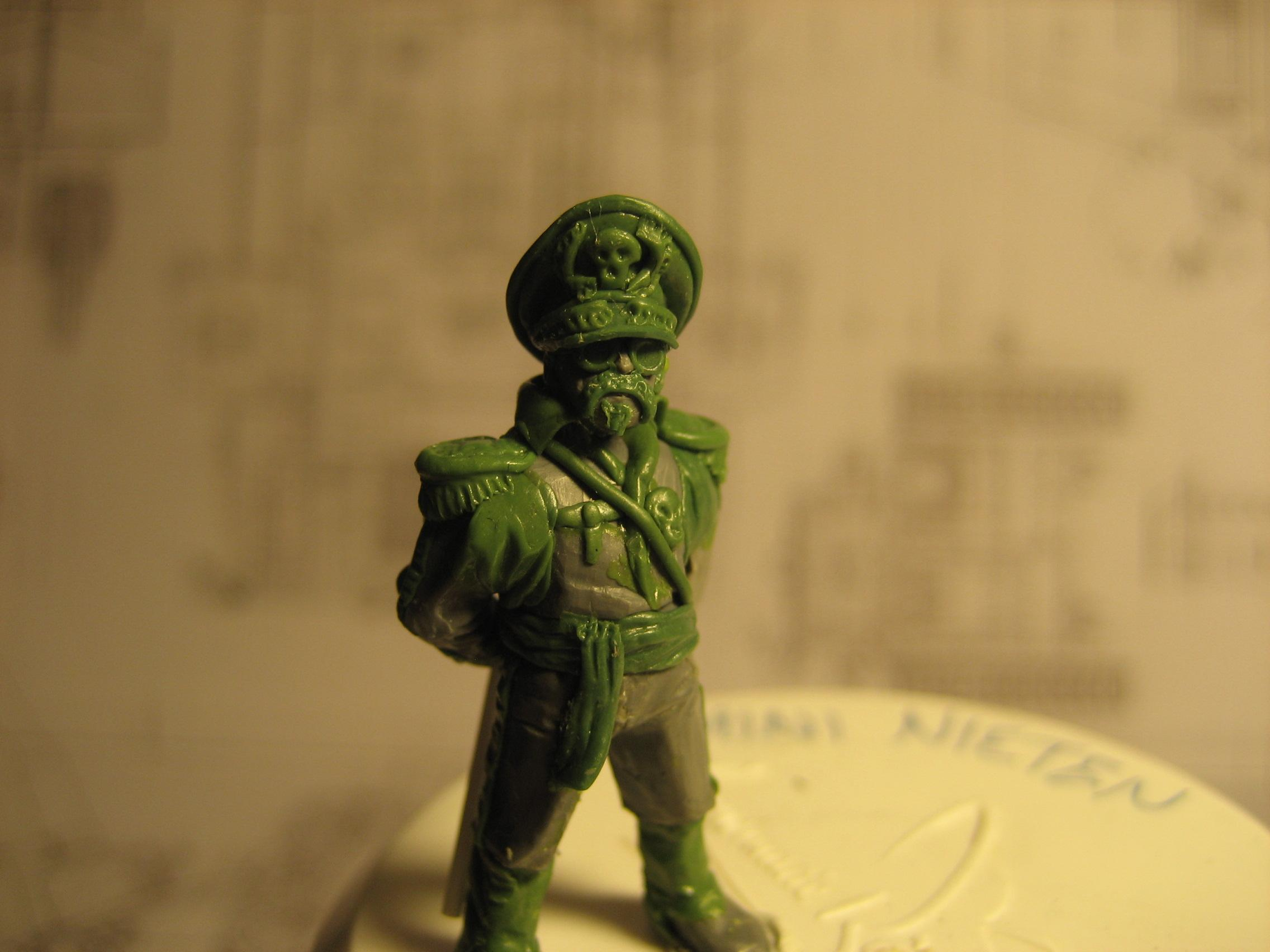 Commissar, Ogryn Bodyguard
