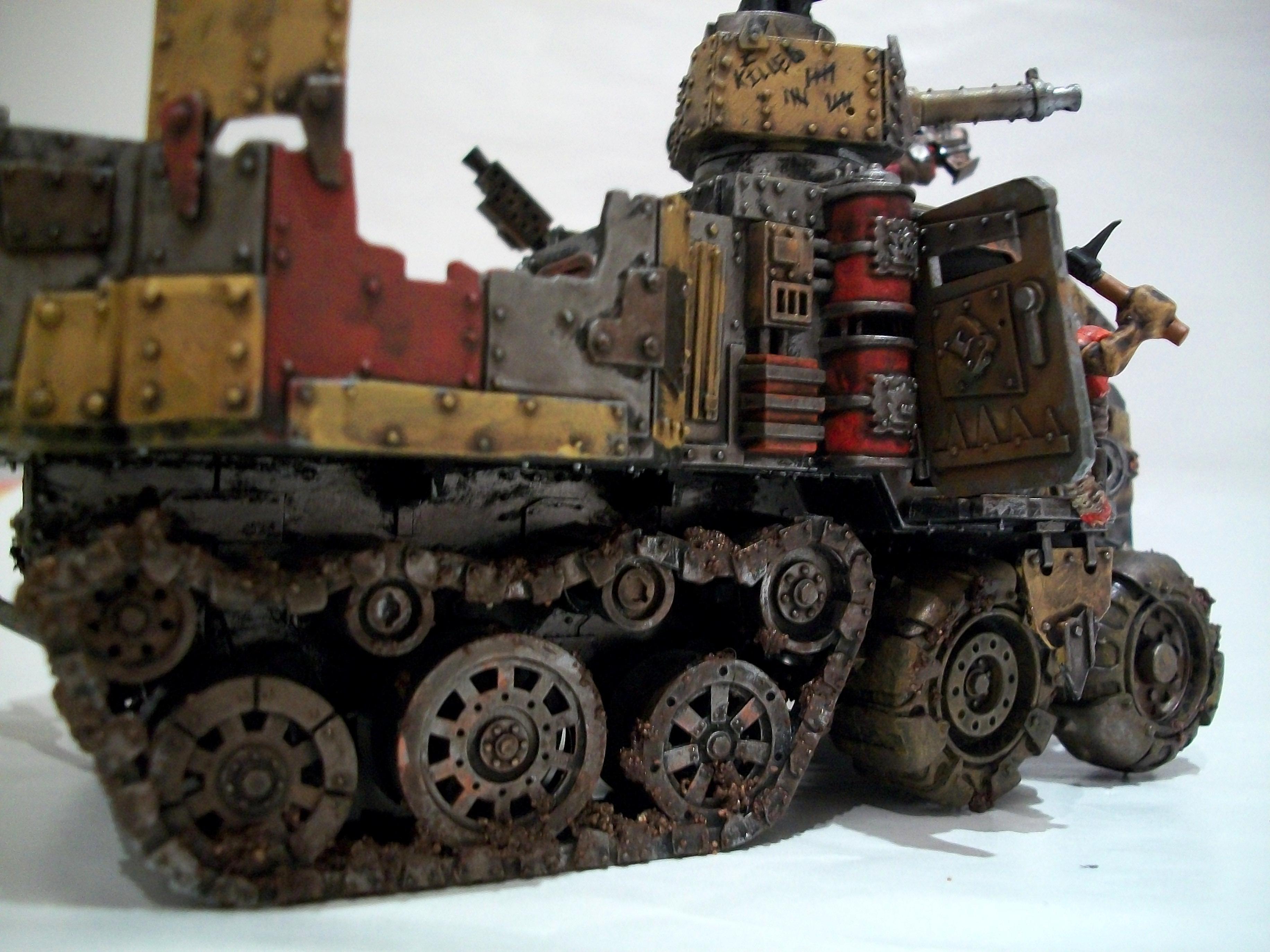 Battle, Battlewagon, Wagon