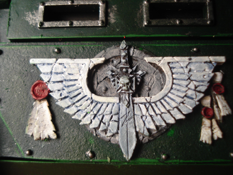 Dark Angels, Forge World, Predator, Space Marines, Warhammer 40,000