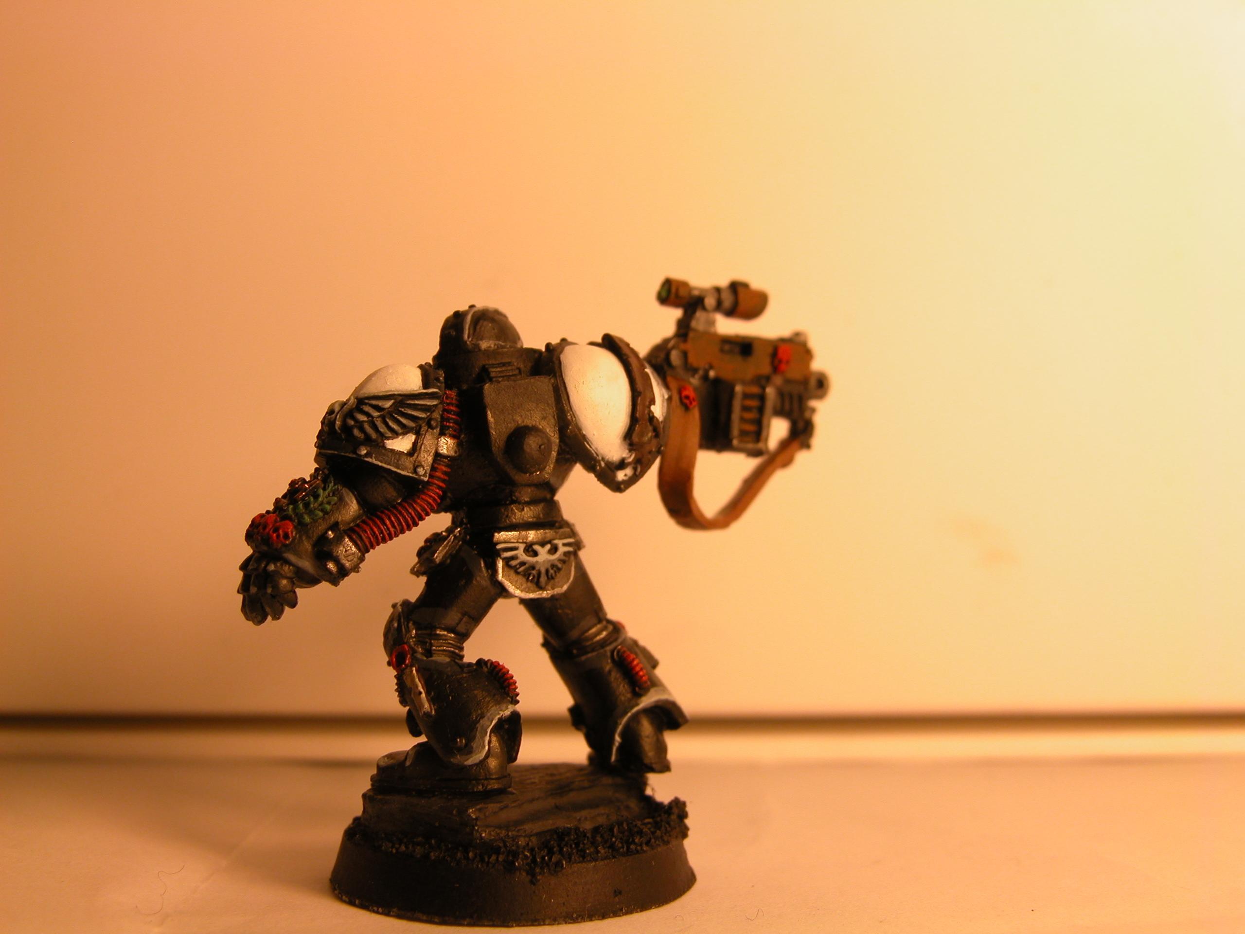 Black Templars, Intiate, Space Marines, Sternguard
