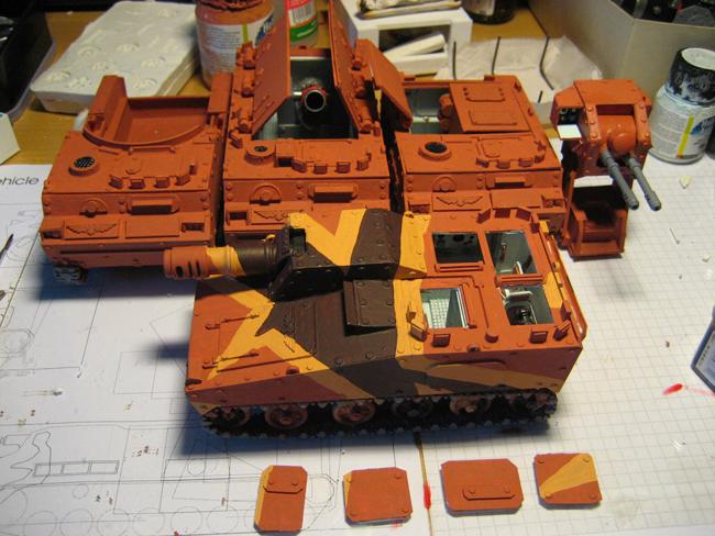 Airmobile Vehicles, Apc, Armored Car, Imperial Guard