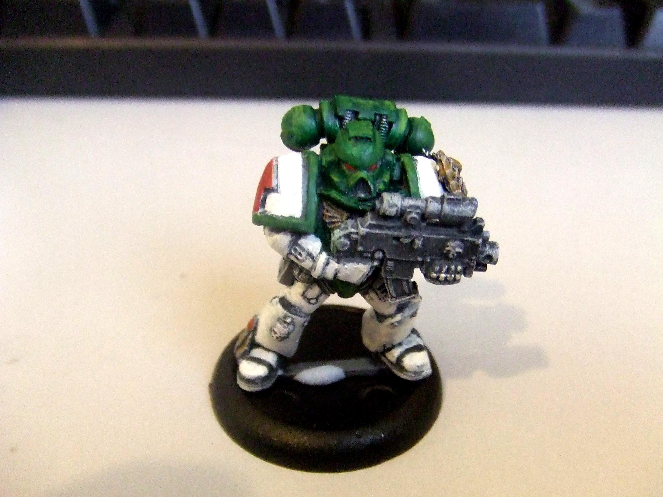 Mentor Legion, Space Marines