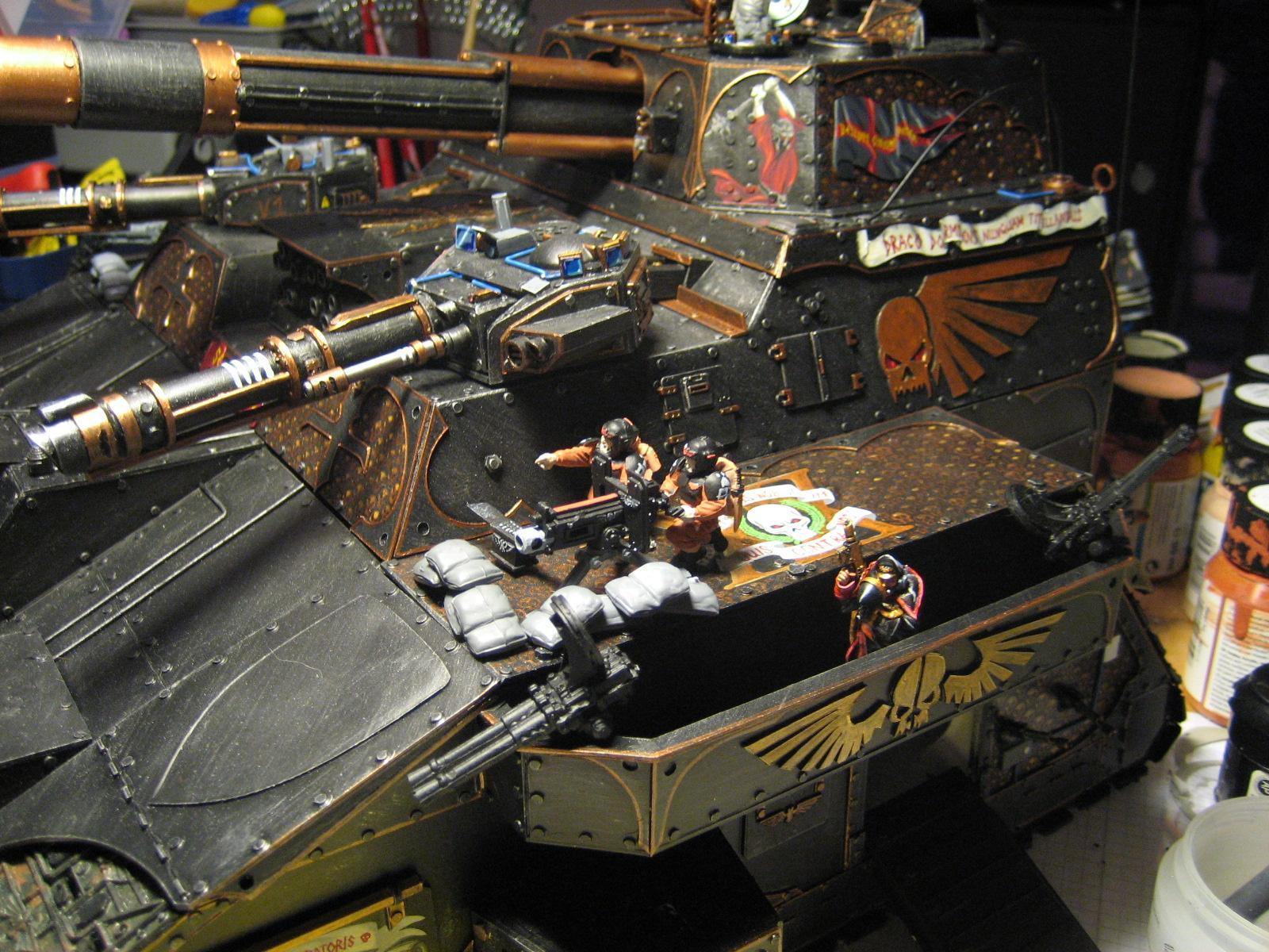 Baneblade, Mega Baneblade, Warhammer 40,000