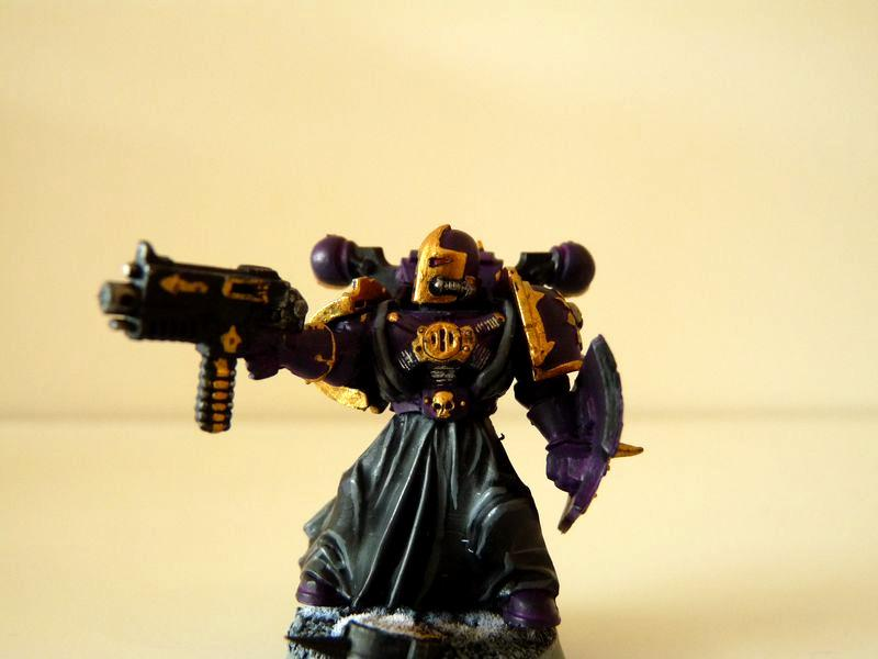 Chaos Space Marines, Conversion