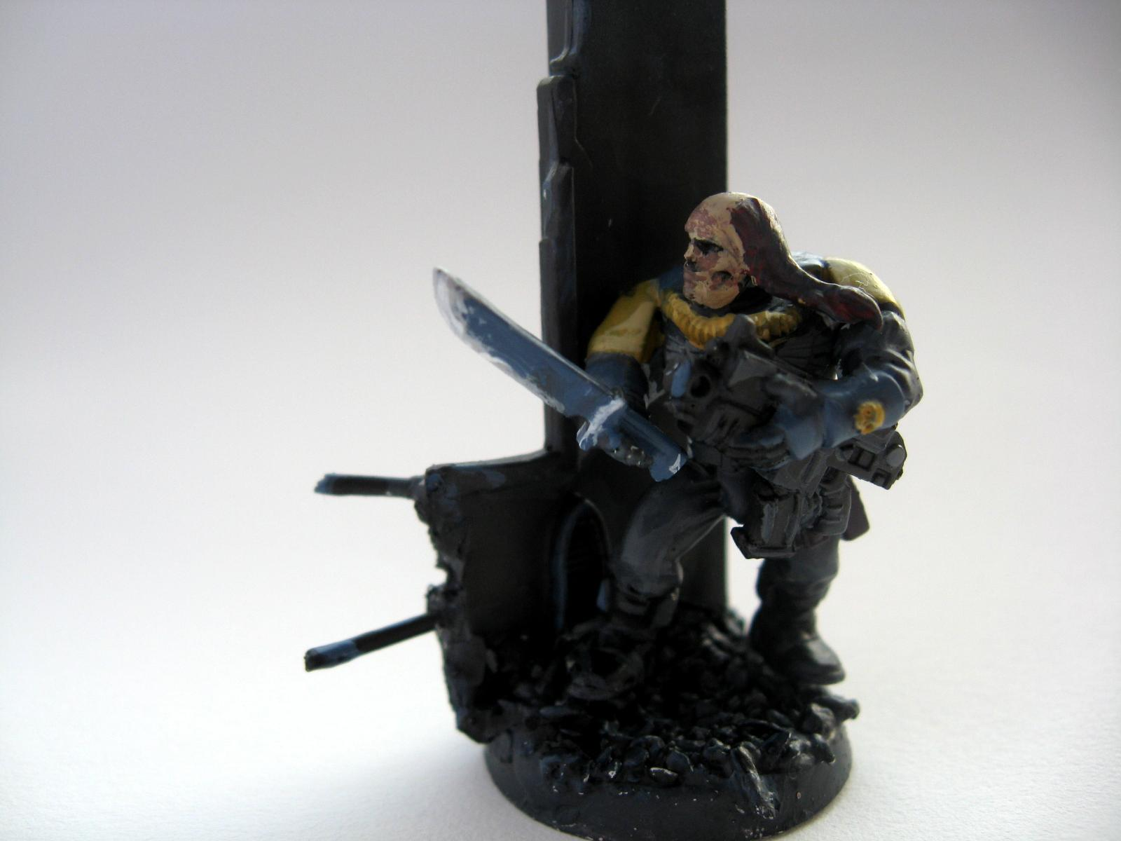 Diorama, Space Wolves