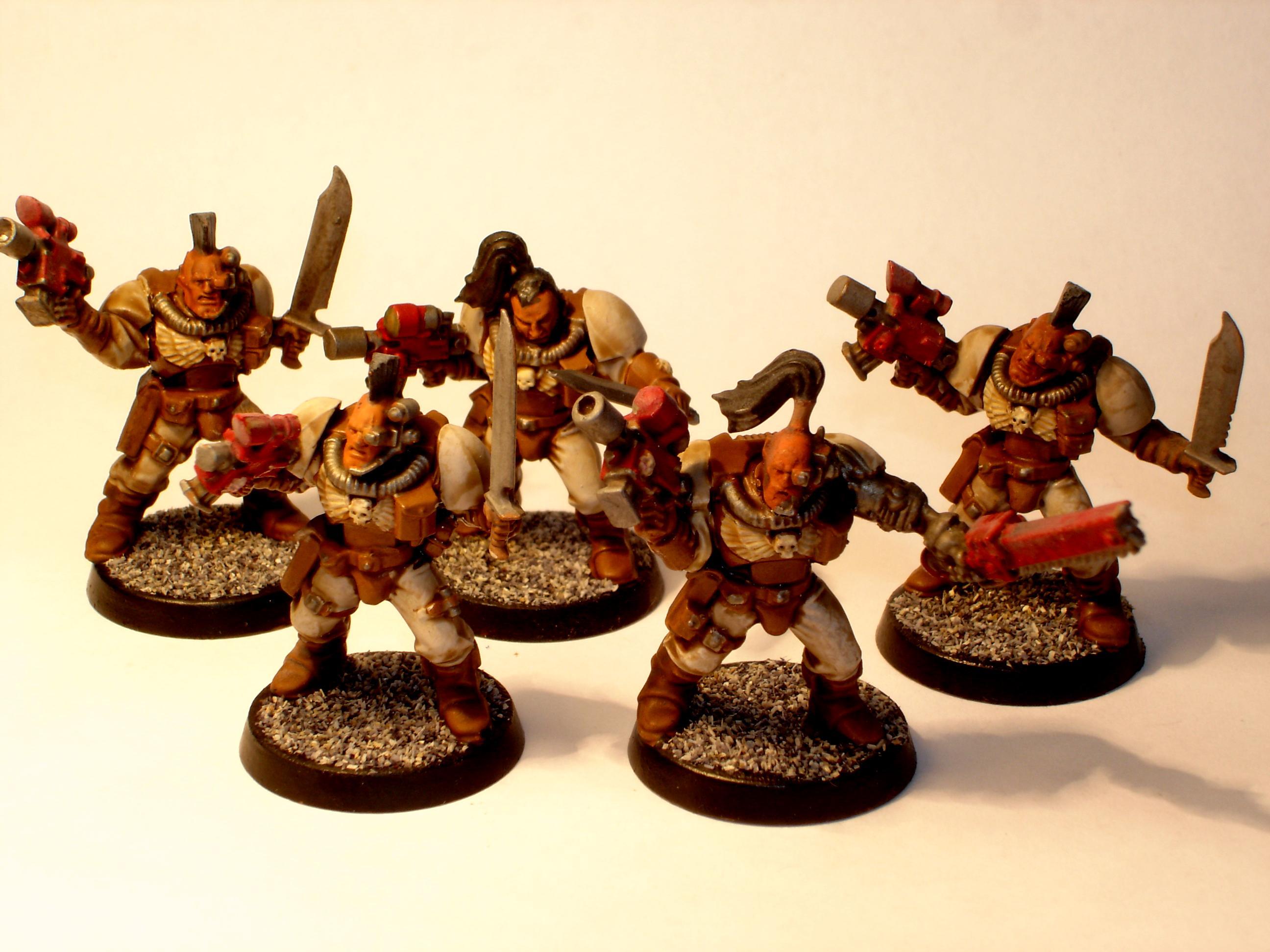 Stone Calf's Squad