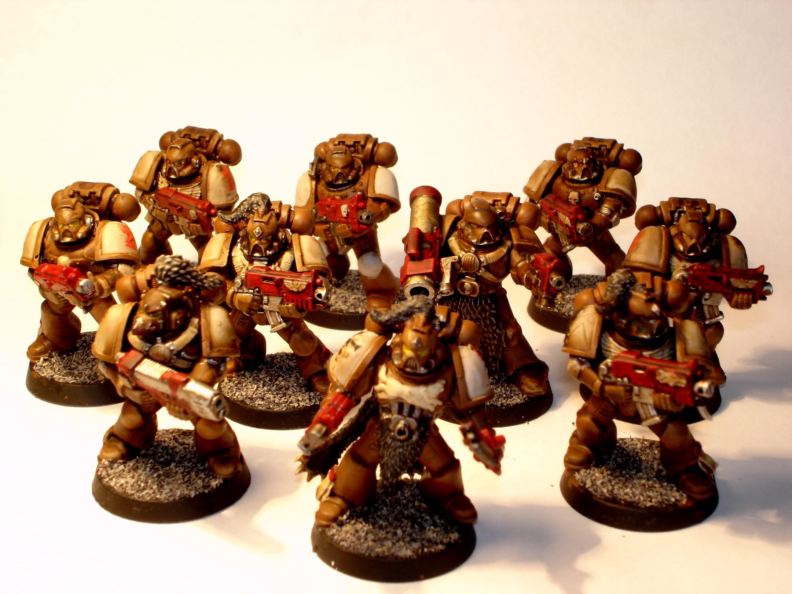 Crazy Stoats Tactical Squad