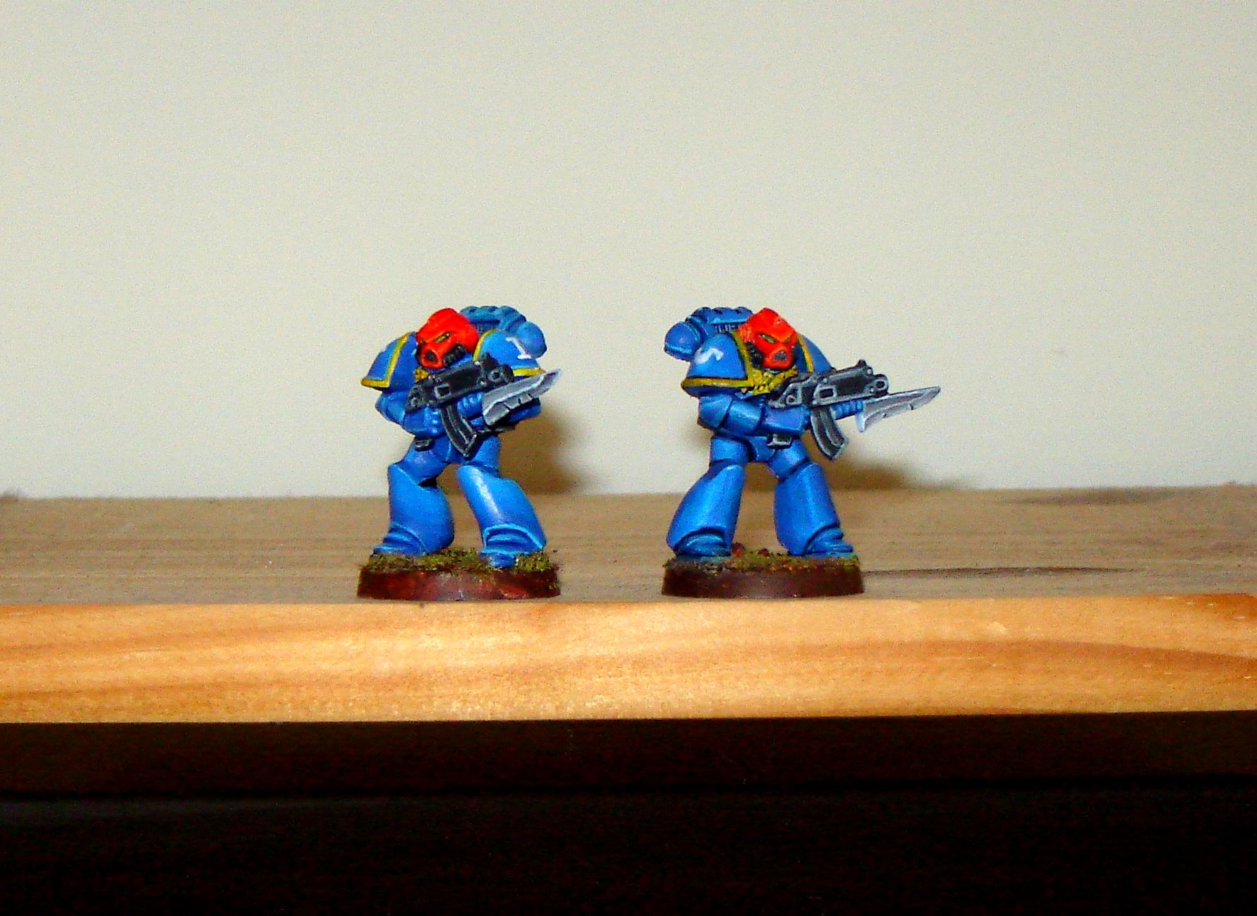 Space Crusade, Space Marines, Ultramarines