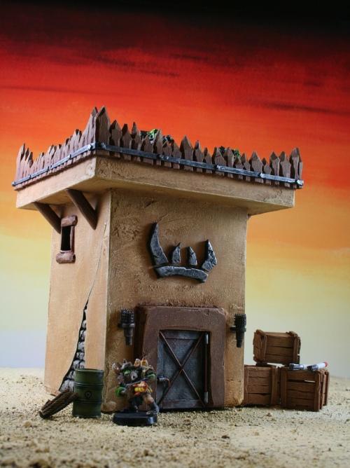 Orks, Terrain, Tower
