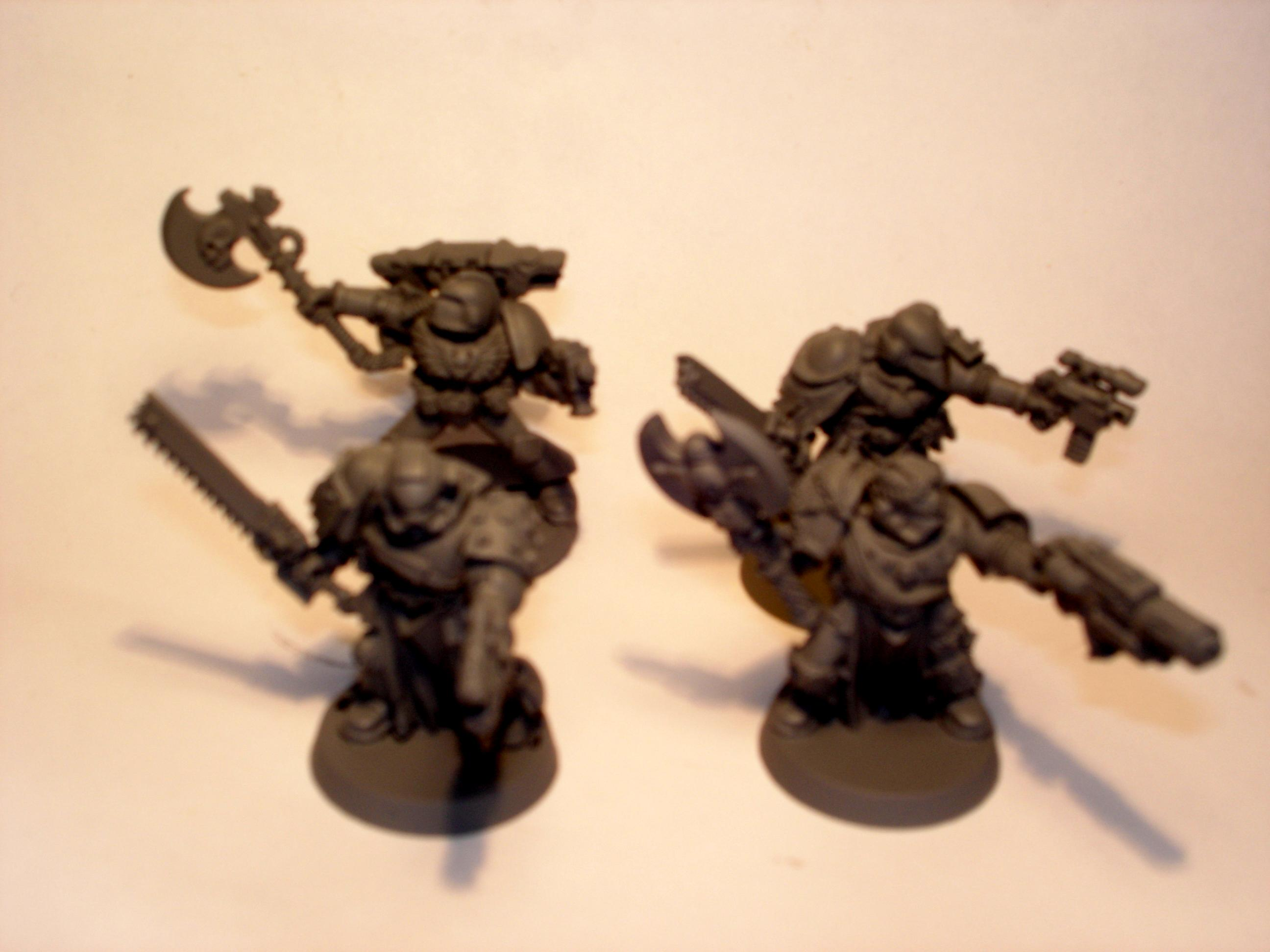 My Honour Guard and Command Squad