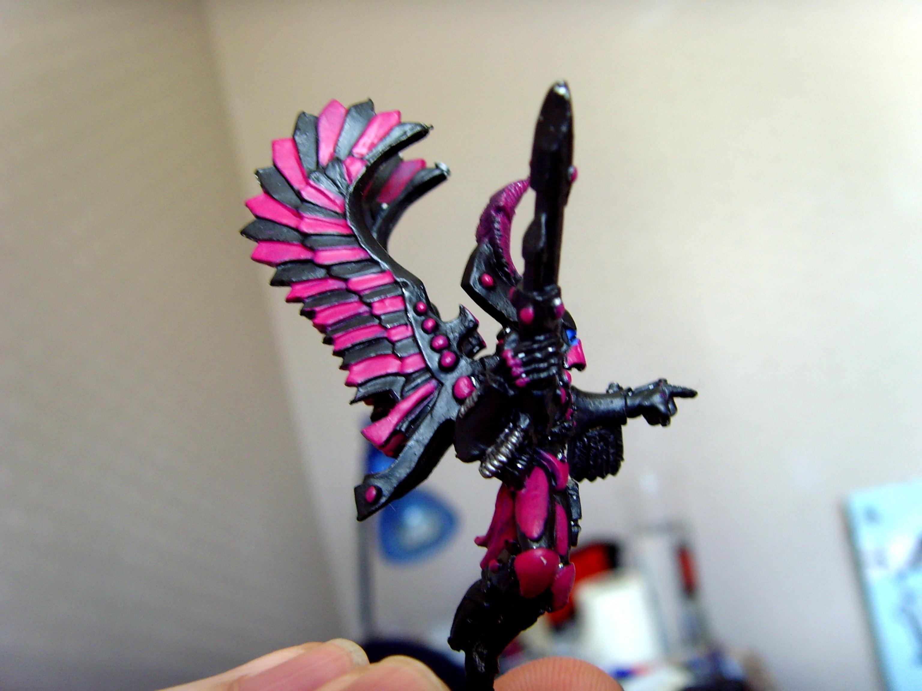 Eldar, Swooping Hawks, Warhammer 40,000