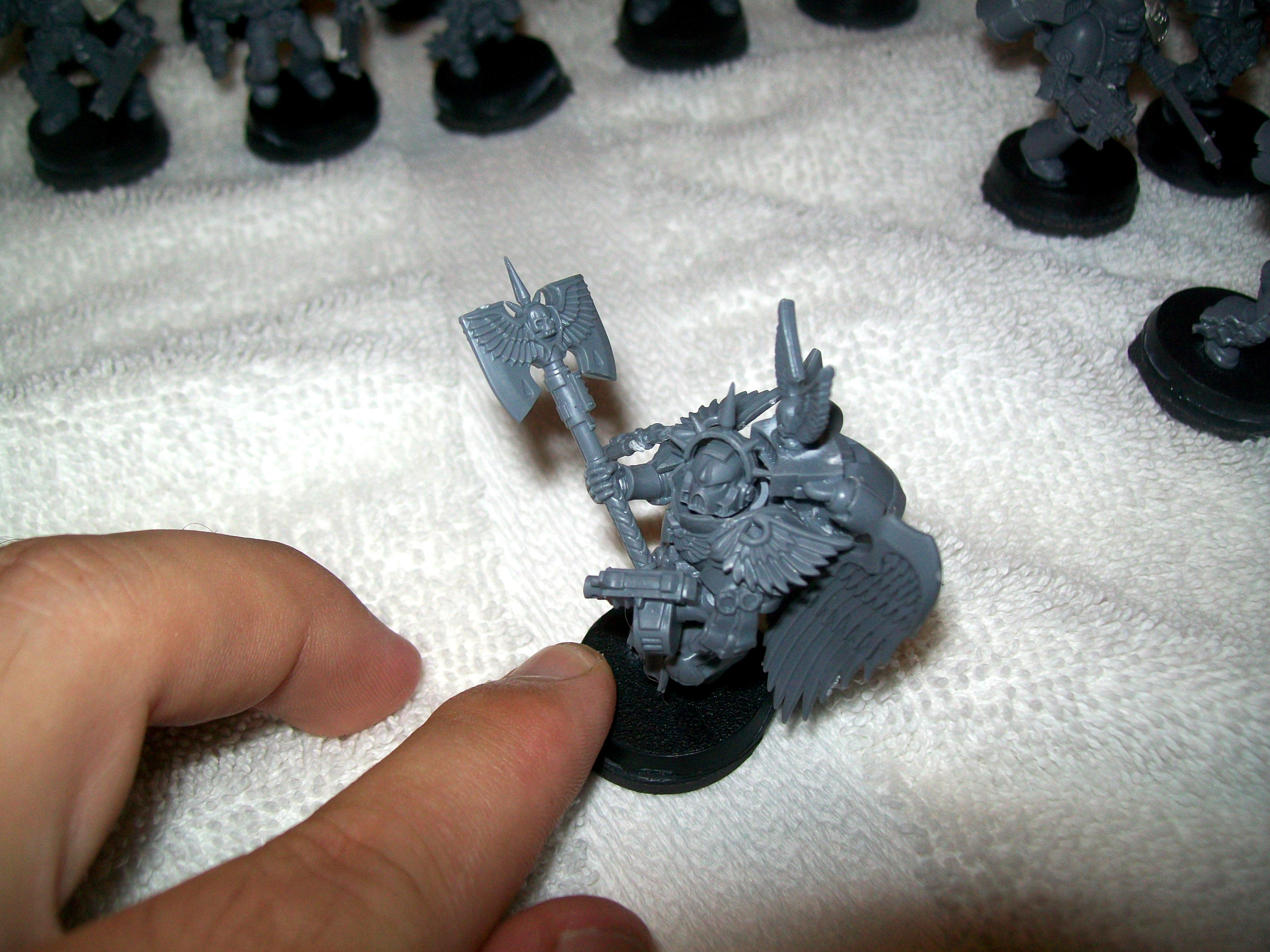 Conversion, Space Marines, Winged