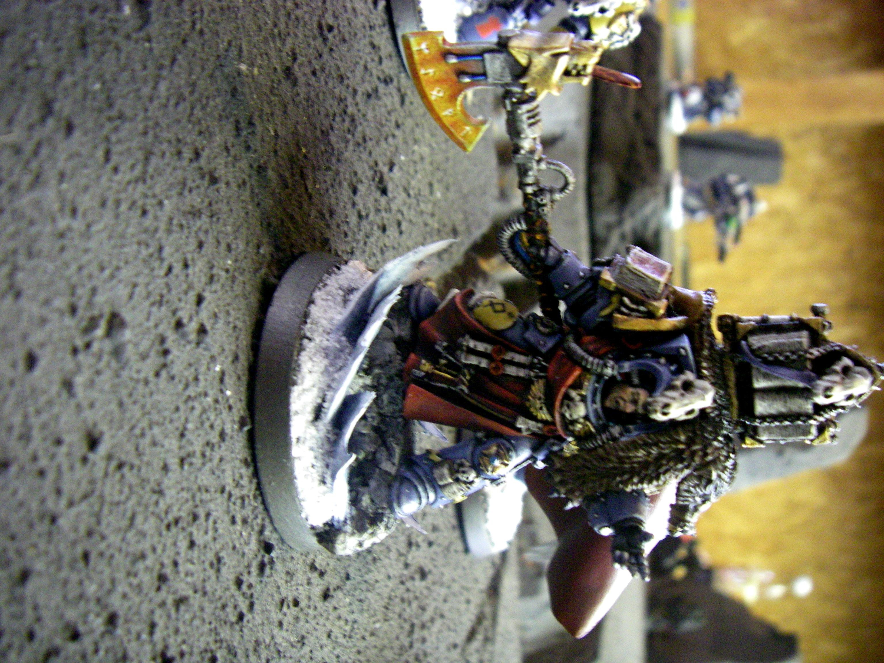 Space Wolves, Tough guy!