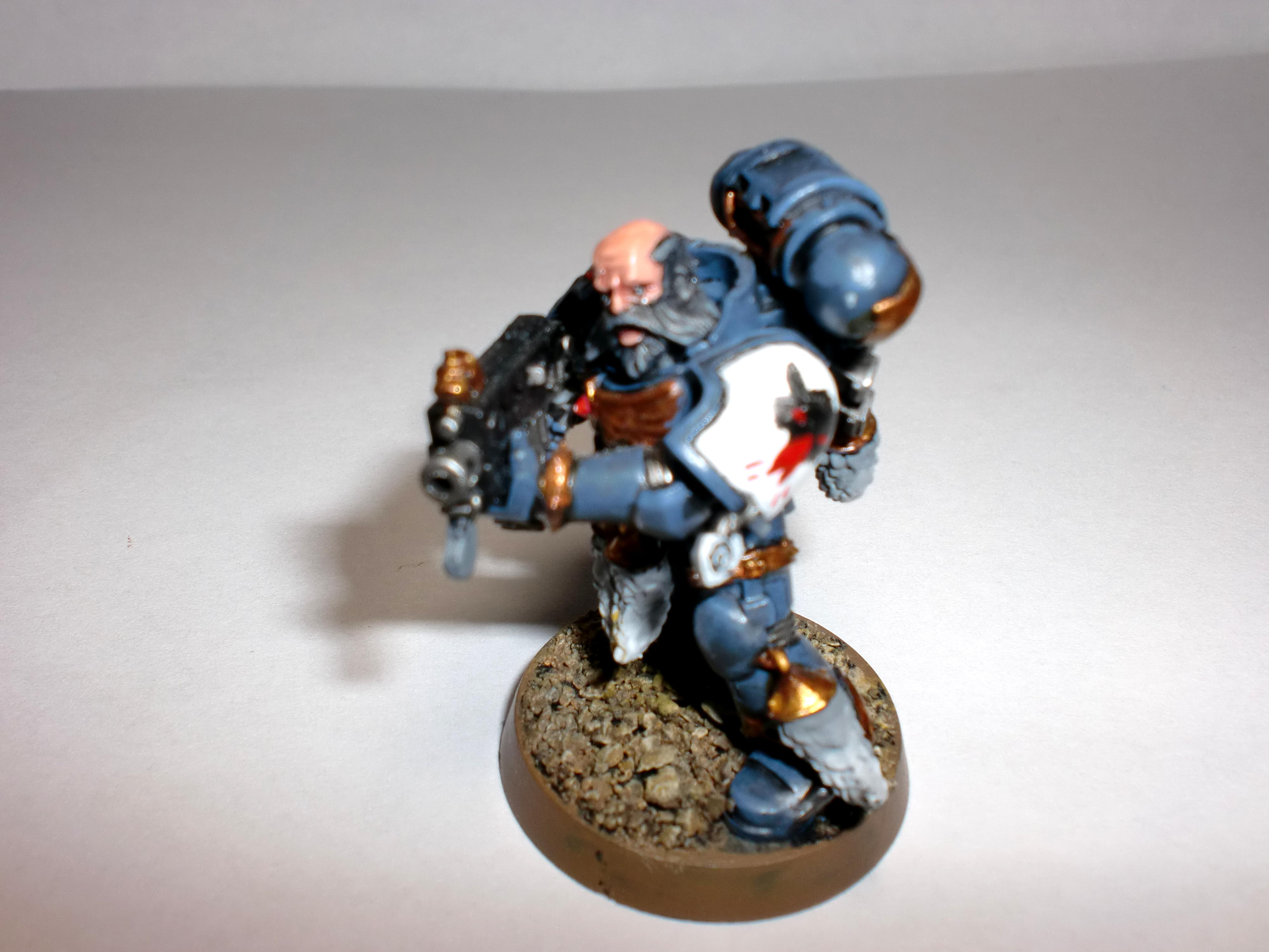 Space Wolves, Grey Hunter #1